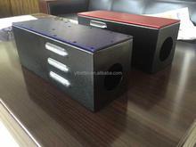 Customized 1590G Hammond Pedal Stomp Diecast Aluminum Enclosure