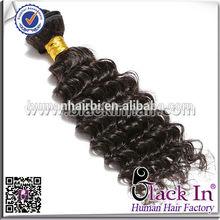Mejor marca de extensiones de cabello para negro mujeres, Onda profunda del pelo de remy extensiones de cabello