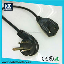8 years experience factory 5-15P power cord/AC power cord