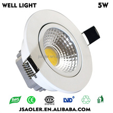surface mount ceiling led light COB cabinet light 5w commercial led downlight