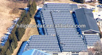 high efficiency building integrated photovoltaic solar panel 300w with CEC,TUV,IEC,CE,INMETRO