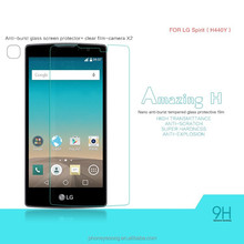 Factory price mobile phone Tempered Glass Screen protector/film for LG Spirit (H440Y)