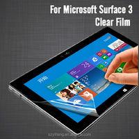 Super Clear Anti Scratch Screen Guard for Microsoft Surface 3 Matte Screen Protective Cover