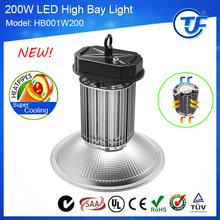 Hot Sale 9 years manufacturer 80w 100w 120w 150w 200w industrial high bay led lighting