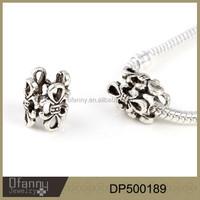 Alloy pierced beads accessories bracelet ornament women jewelry