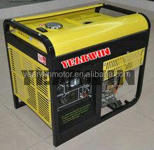 5KW Open Type Diesel Power Generator