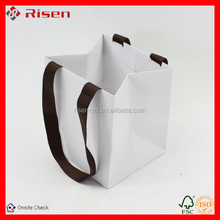 paper bags - luxury branded paper shopping bag