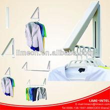 2015 news Hidden type wall mounted folding clothes hanger