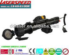 ak 47 100mw green laser designator