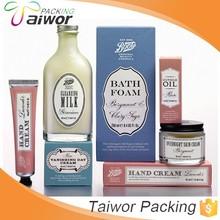 Custom Fascinating Beautify Packing Box Cosmetic Box Makeup Kit