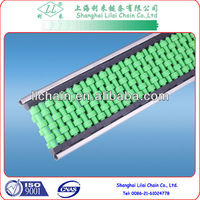 Three row Rollers Chain Side Linear Guide