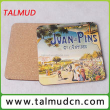 cork mdf coaster and placemat (TC-6097)