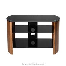 simple universal corner tv stand model / wood tv cabinet ZW006