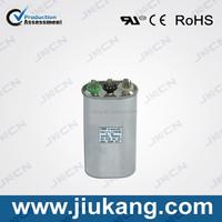 hot sale electrolytic ac dual sh air conditioner capacitor cbb65 40/70/21