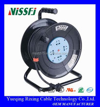 Chinese manufacturers EOK 220V cable reel for europe 30/50M