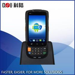 e-ticket security system High quality rugged android pda cell phone