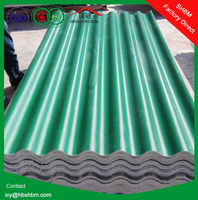 high strength lightweight MGO anti-corosion heat water insulation fireproof roofing tile tile spain