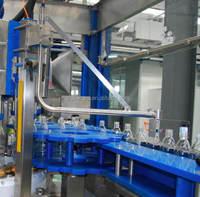 Bottom price promotional glass bottle paper labeler machine