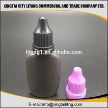 NEW DESIGN 15ml e-liquid dropper bottle plastic bottle pe making machine used empty bottles 30ml