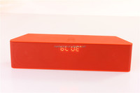 Specialized rose red best bluetooth speaker Guangdong factory