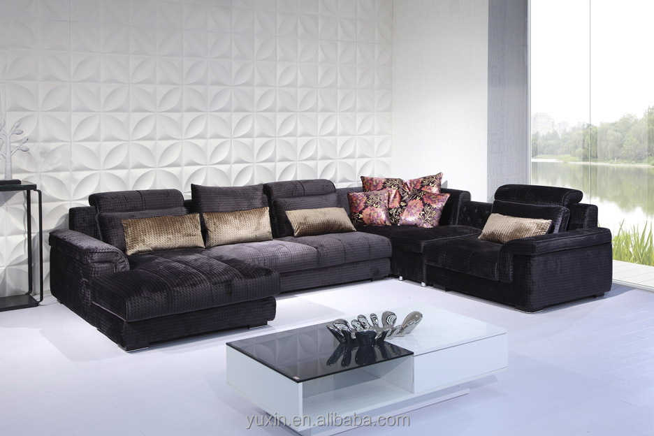 Buy Living Room Sofa With Recliner