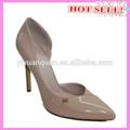 Zapatos de tacón alto de moda adaptado por encargado del cliente zapatos de tacón alto de mujer