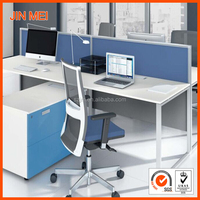 modern open office partition workstation, modular call center screen partition, call center