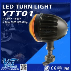 Y&T Universal Hyper Flash 2-Pin LED Flasher Relay Fix 12v Motorcycle LIGHT for KAWASAKI
