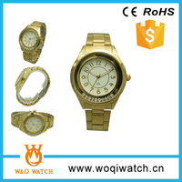 New Arrival Wholesale Waterproof Fashion Lady Vogue Watch