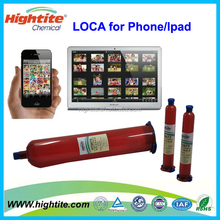 Manufacturer Price High Quality Uv Glue For Digitizer Repair LOCA for iphone 4/5 S3/S4 samsung note 2 glaxy touch screen