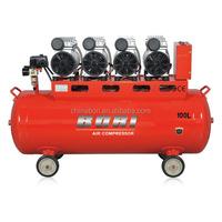 100L slient oil free air compressor