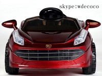 Car Type and PP Plastic Type Children Ride On Car
