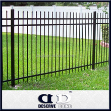 fence spears/temporary picket fence/wrought iron fence ornaments