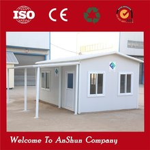 real estates modern shipping luxury prefabricated house