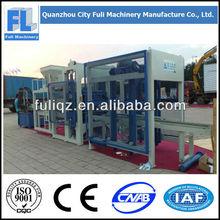Qt3-20 concrete bloque que hace la máquina