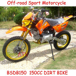 Off Road Big Dirt Bike 250CC Powerful Pit Motorcycle with CE