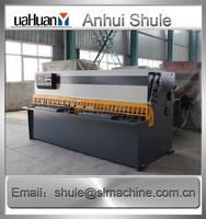 """Schuler""6mm hydraulic shear machine QC12Y-6X3200 Belt Netcom sheep shearing machine for sale"
