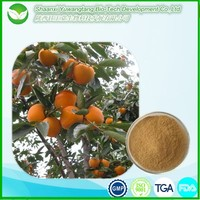 Factory supply diospyros kaki extract, kaki leaf extract, diospyros kaki l. fruit extract