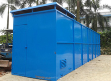 MBR wastewater clarifier agricultural equipment