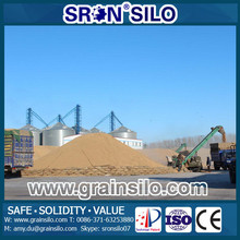 SRON Wheat Silo System with Wheat Continuous Drying Tower
