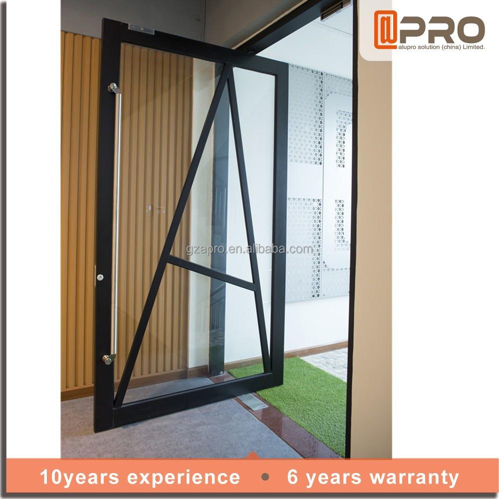 Exterior Commercial Glass Door Spring Door Buy Exterior