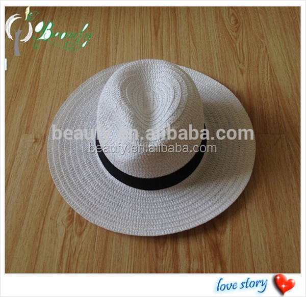 2015 Wholesale Straw Hat Panama Hat