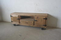 2015 European Style Livingroom Cabinet, Reclaimed wood TV Stand, TV Cabinet