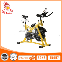 2015 Yongkang factory supply new design newest fat bike spinning bike Total core