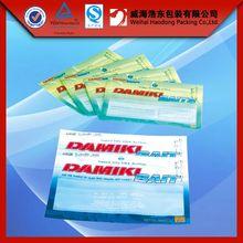 Hot Sale Custom 3 Side Seal Agriculture Seeds Packaging Bags