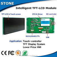 4.3 inch LCD display touch screen best sell