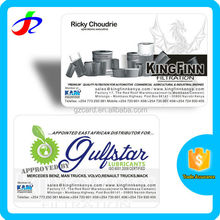 fine china brands manufacturer pvc plastic cards printing