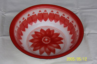 High quality enamel wash basin with beautiful design