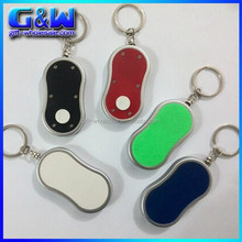 New Promotion Items Lower Price 8-shaped Rectangle led keychain light for Wholesale