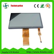 7'' tft lcd 800x 480 capacitive touch screen module for car gps